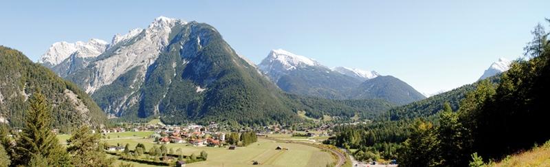 Scharnitz Panorama