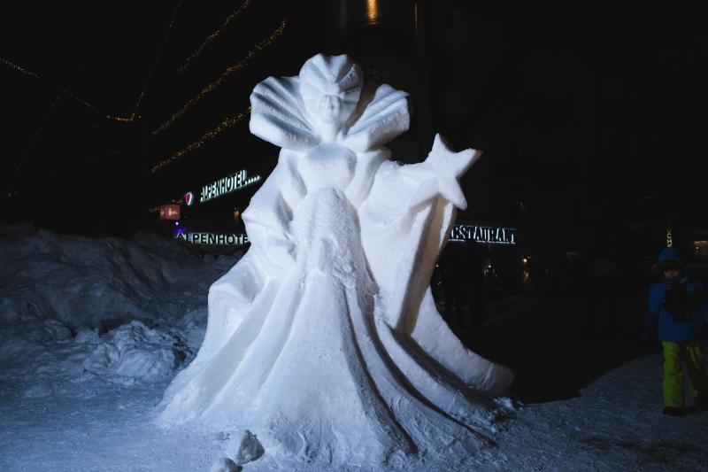 Schneefest in Seefeld